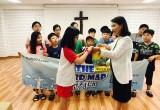 8월 10일 선교동행예배 및 로드맵 원정대 친구들 방문